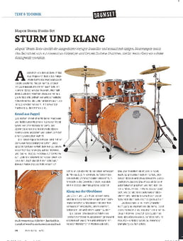 Mapex Storm Studio Set