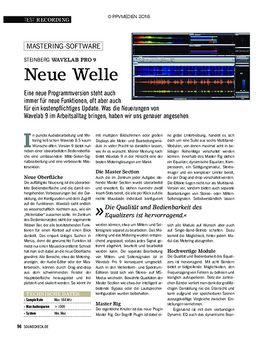 Wavelab Pro 9 EDU