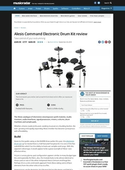 Alesis Command Electronic Drum Kit