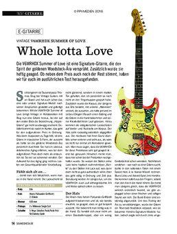 V6MRHDX Summer of Love