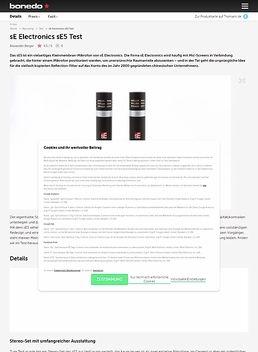 sE Electronics sE5