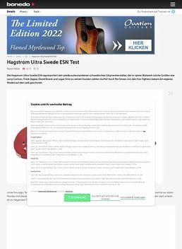 Hagstrom Ultra Swede ESN