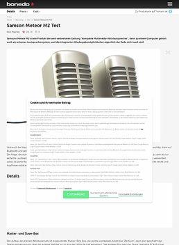Samson Meteor M2