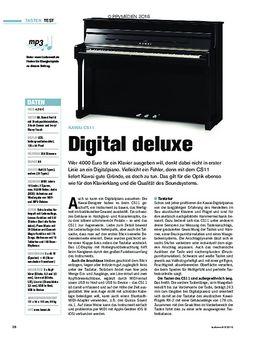 Kawai CS11: Digital deluxe