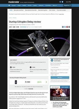 Echoplex Delay