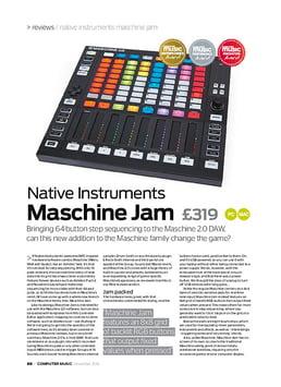 Native Instruments Maschine Jam