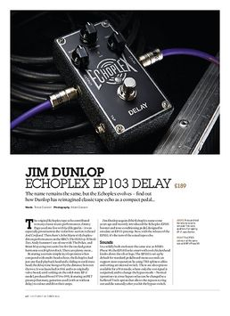 Echoplex Delay