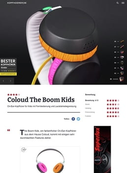 Coloud The Boom Kids Neon