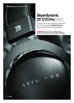DT-1770 Pro 250 Ohm