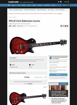 SE Chris Robertson Signature
