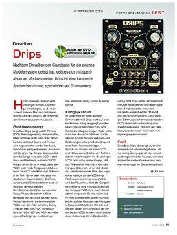 Dreadbox Modular Drips