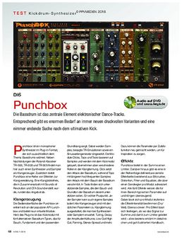 D16 Punchbox