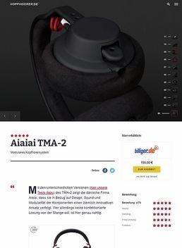 AIAIAI TMA-2 Modular Young Guru