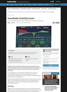 SoundRadix SurferEQ2