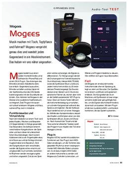 Mogees Mogees
