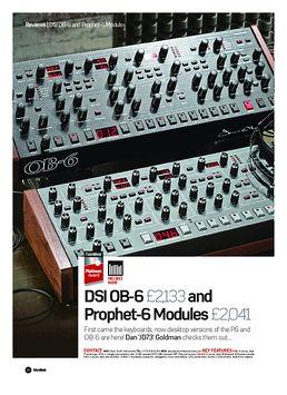 Prophet-6 Module