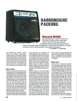 Warwick BC300