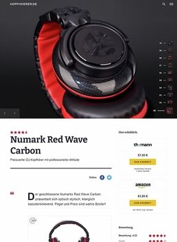 Numark Red Wave Carbon