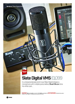 Slate Digital VMS