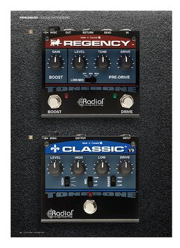 Radial Engineering Tonebone Classic V9