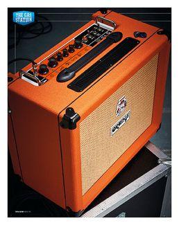 Orange Rocker 15 1x10 Combo