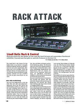 Line6 Helix Rack & Control