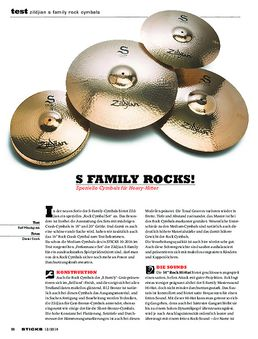 "20"" S Series Rock Ride Heavy"
