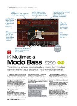 Modo Bass Crossgrade