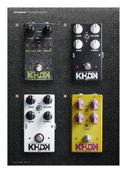 KHDK Scuzz Box