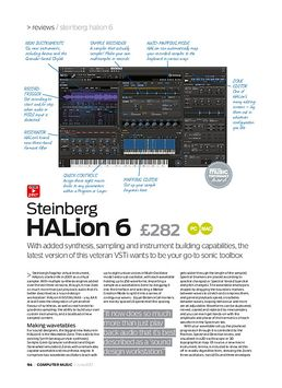 Halion 6 EDU