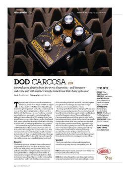 DOD Carcosa