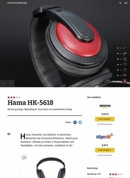 Hama HK-5618