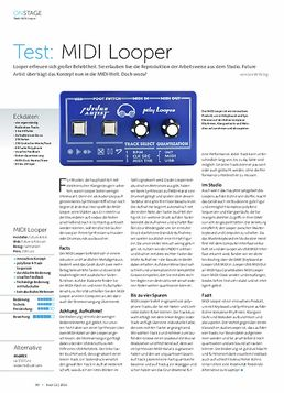 MIDI Looper