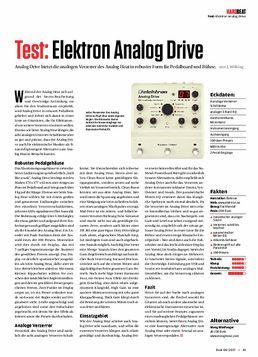 Elektron Analog Drive