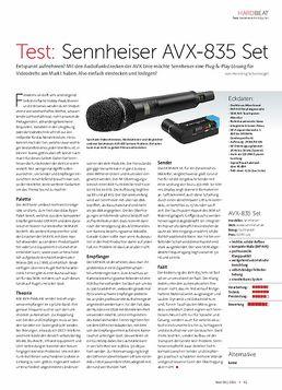 Sennheiser AVX-835 Set