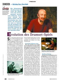 Steve Smith Drumset Technique