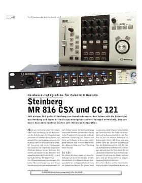 Steinberg MR 816 CSX und CC 121