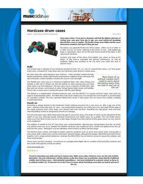 Drum Case Set HFusion