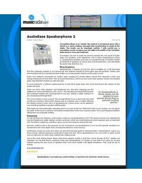 AudioEase Speakerphone 2