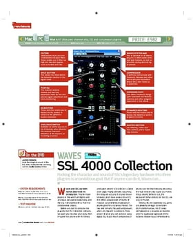 SSL 4000 Collection
