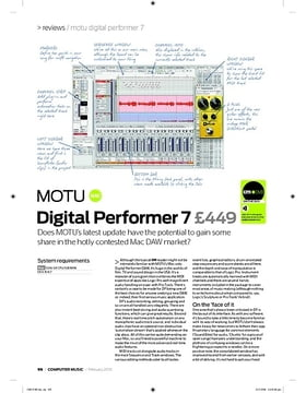 Digital Performer 7