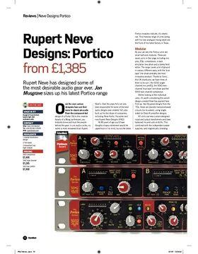 Rupert Neve Designs: Portico