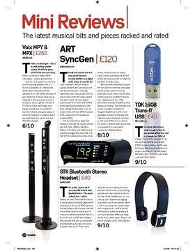 STK Bluetooth Stereo Headset