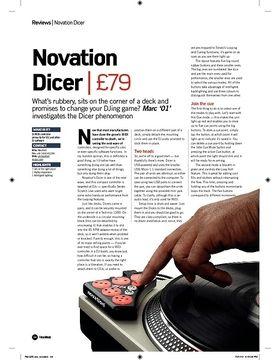 Novation Dicer