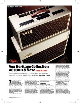 Vox V212