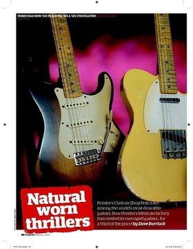 Road Worn 60s Stratocaster