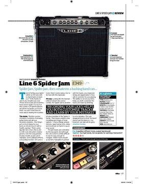 Line 6 Spider Jam