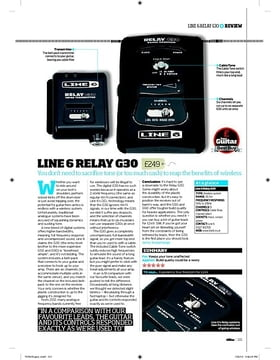 Line 6 Relay G30