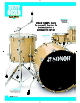 SONOR FORCE 3007 ROCK KIT