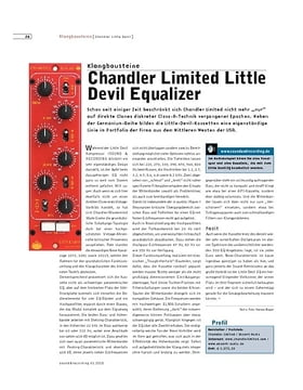 Chandler Limited Little Devil Equalizer